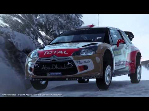 WRC 4 Trailer - Rally Sweden