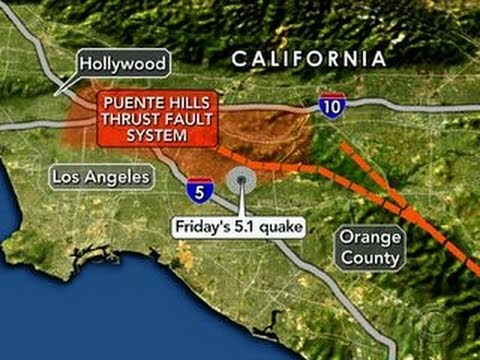 Little-known Calif. Fault Could Pose Bigger Danger Than San Andreas