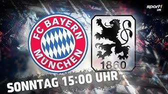 ReLIVE 🔴 | FC Bayern München II - TSV 1860 München | Regionalliga Bayern | SPORT1