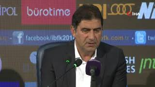 "Ünal Karaman: ""Bizim hiç rahat maçımız yok"" | Başakşehir FK 2 - 2 Trabzonspor"