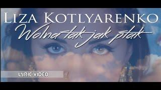 Liza - Wolna tak jak ptak (Lyric Video) Romanegila