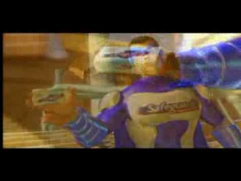 Commander Safeguard is singing.flv