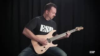 ESP Guitars: LTD Deluxe M-1000 Multi-Scale Demo by Pat Heath