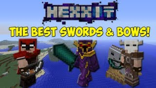 HEXXIT: The Best Swords & Bows!