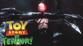 A TOY STORY HORROR GAME! - CyberNoire Gameplay