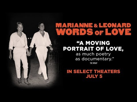 In 'Marianne & Leonard,' a love immortalized in song