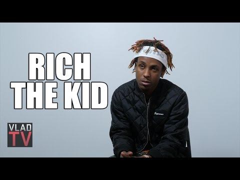 Rich the Kid on Making Songs with Jaden Smith, Meeting Will & Jada