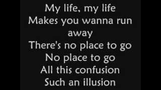 50 Cent - My Life (feat. Eminem & Adam Levine) Lyrics ( Dirty Full Song)