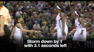 Sue Bird Top Ten Shots