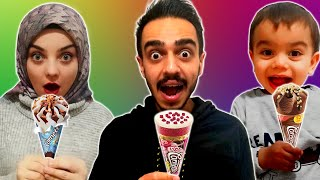 Gambar cover Yağız Dondurma Aldı Pretend Play Selling Ice Cream YED SHOW