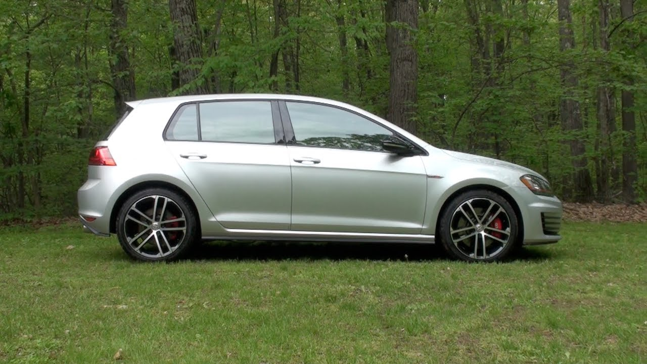 2017 mk7 volkswagen golf gti sport review cars and comments youtube. Black Bedroom Furniture Sets. Home Design Ideas