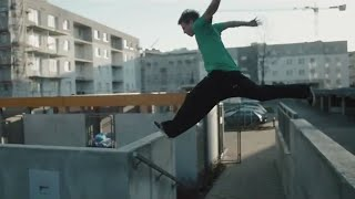 Parkour and Freerunning 2016 - Freerunning Travels