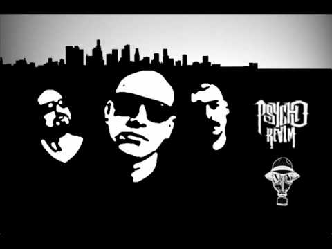 Psycho Realm  Stone Garden instrumental