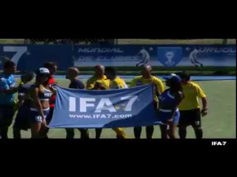 Mundial de Clubes 2017 - Emisión en directo de IFA7TV, Montevideo Uruguay.