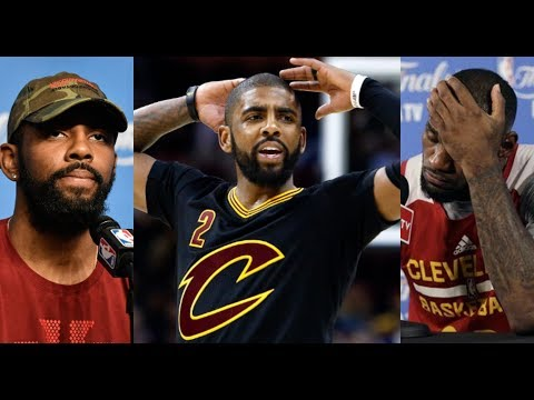 Kyrie WANTS OUT OF CLEVELAND!! He's TIRED OF LEBRONS CONTROL OF FRANCHISE & WANTS TO RUN A TEAM!