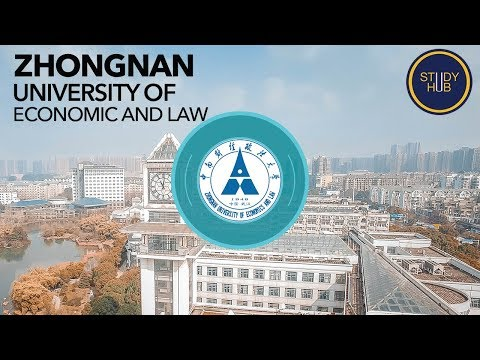 ZHONGNAN UNIVERSITY OF ECONOMIC AND LAW//Wuhan//China//2018