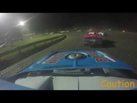 Dacotah Speedway Street Stocks Octfest 9-28-18 Tyler Bartholomew