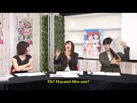 What every guy will like (Suzaki Aya, Takahashi Rie, Sugita Tomokazu) [Battle Girl HS]