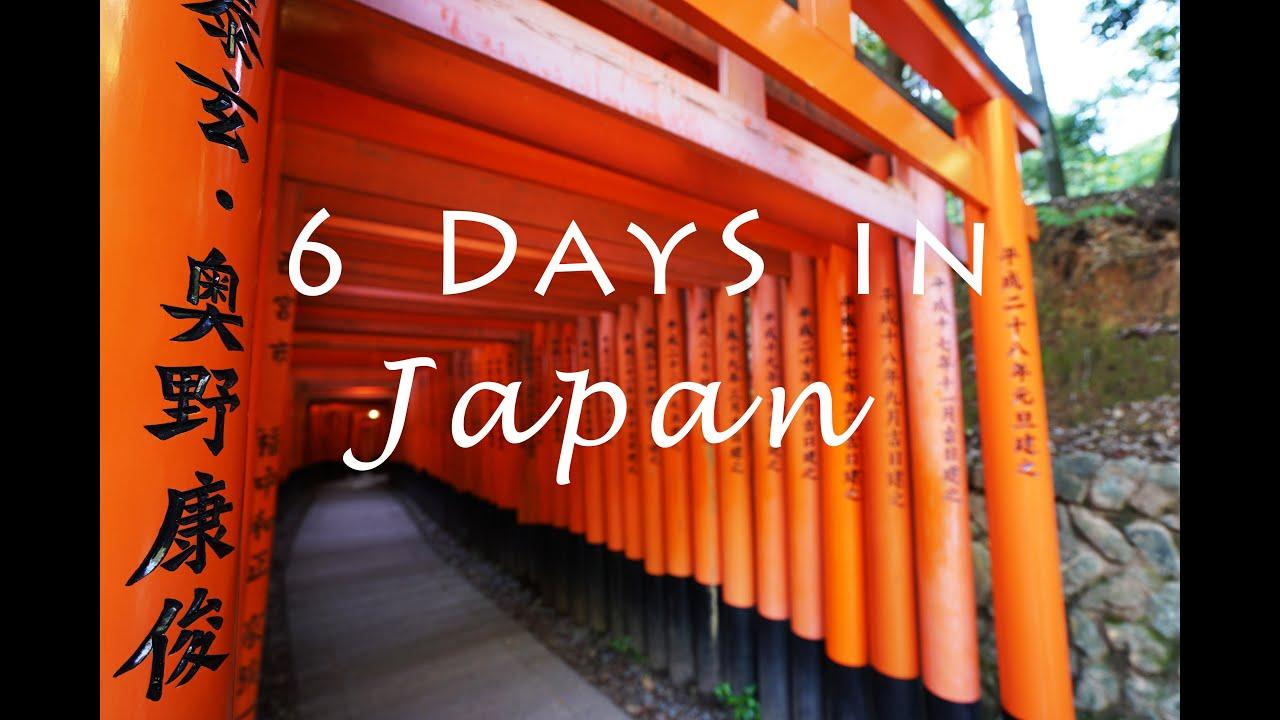 1 Week in Japan   Tokyo and Kyoto Plan   Plan your JAPAN trip
