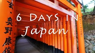 1 Week in Japan | Tokyo and Kyoto Plan | Plan your JAPAN trip