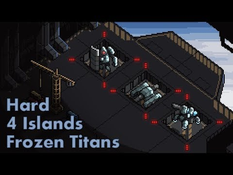 Into The Breach - Frozen Titans - Hard
