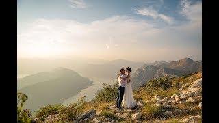 Свадьба в Черногории на горе Ловчен Марии и Платона
