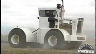Smaller Brother Of The Worlds Largest Farm Tractor - The Big Bud HN320 Tractor