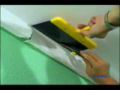 видео: Бесшовные натяжные потолки clipso (КЛИПСО) - (495)585-91-00.avi