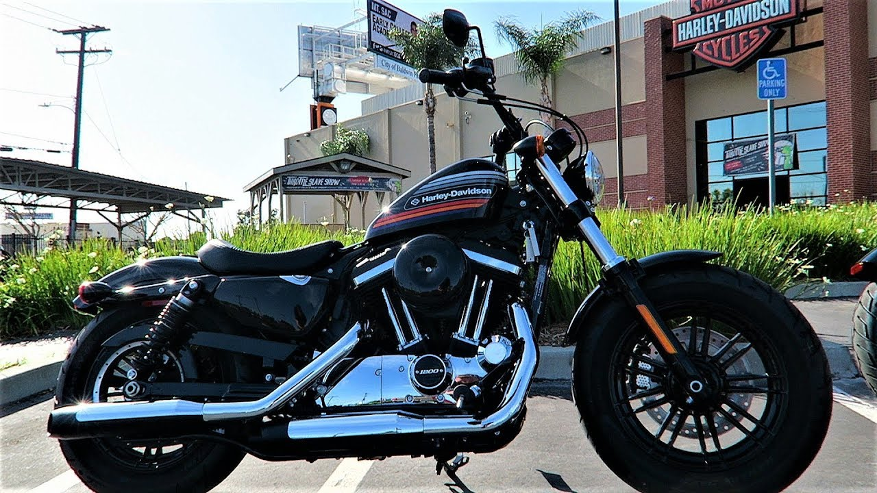 2018 Harley-Davidson Forty-Eight Special (XL1200XS)│First Ride and