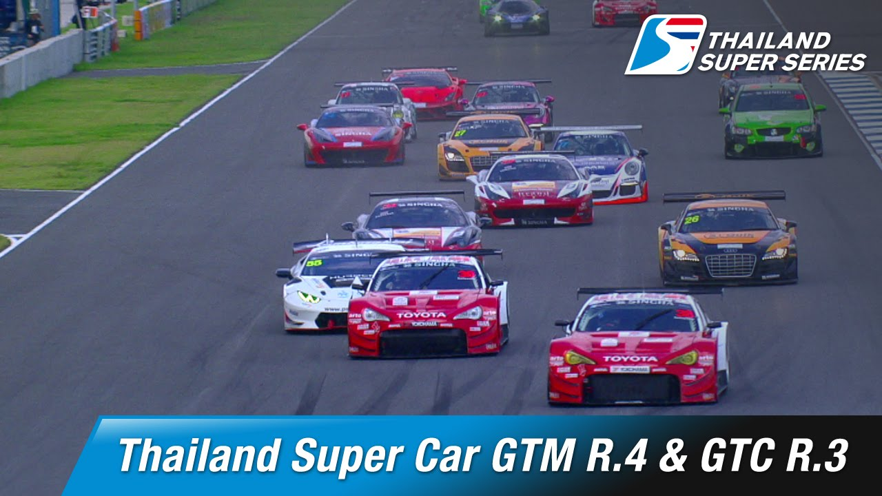 Thailand Super Car GTM Round 4 & GTC Round 3 | Chang International Circuit
