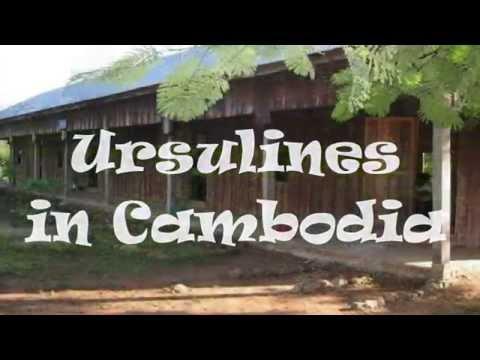 Ursulines in Cambodia