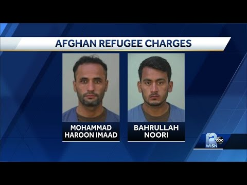 Afghan Refugees Charged in Wisconsin Rape Of Minor, Strangling and Beating GF