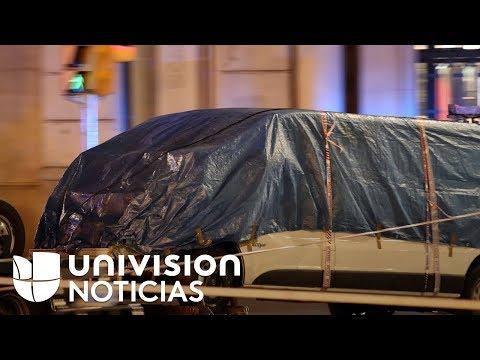 Un ataque en Cambrils y una explosión de gas, relacionados con atentado terrorista en Barcelona