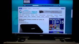 Boxee Box: leve a Internet (e muito mais) para a TV