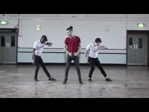 Eyes Shut - Years and Years (Dance Choreography Cover) | @DanBurnsDance