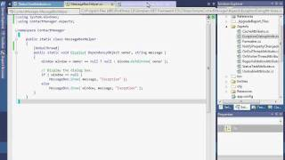 LIDNUG - Nov 04, 2010 - Produce Cleaner Code with Aspect Oriented Programming by Gael Fraiteur