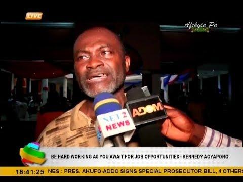 Adom TV News (2-1-18)