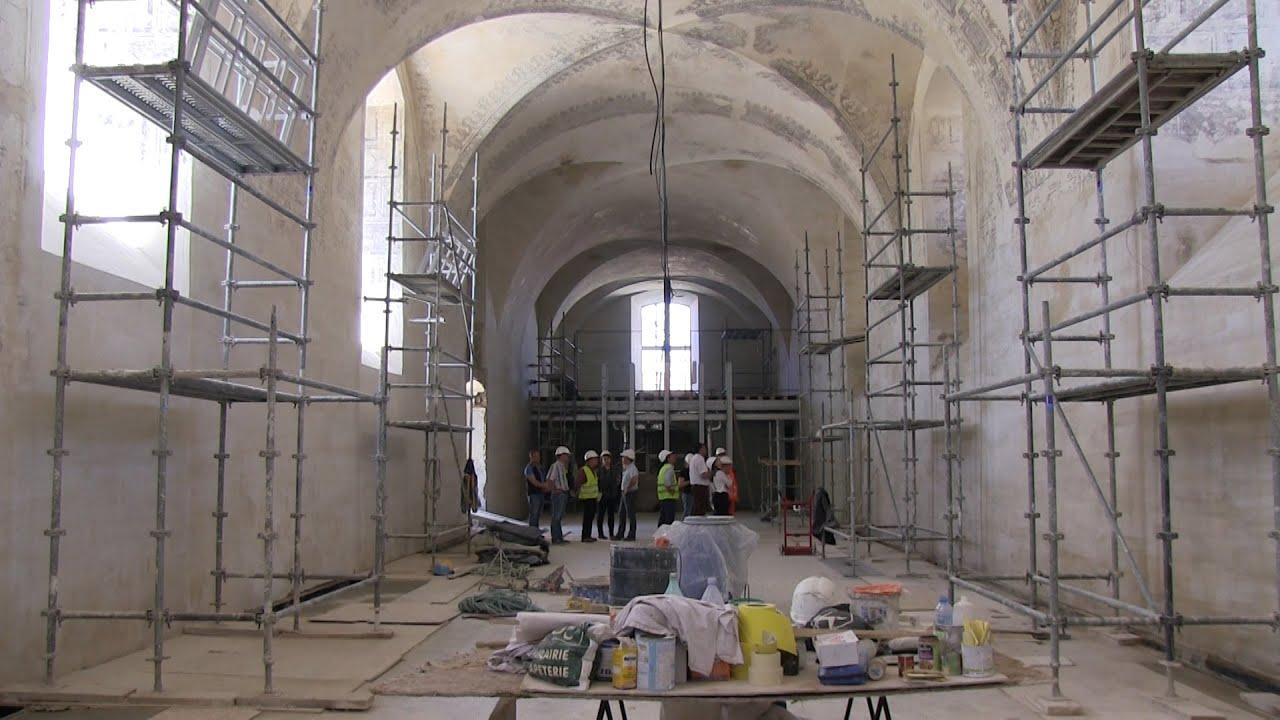 la chaise dieu au centre d 39 un vaste projet de restauration youtube