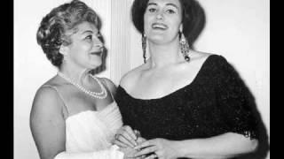 """jennie tournel,mezzo gluck Paride ed Elena, opera """"O del mio dolce ardor"""""""