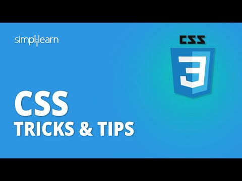 CSS Tricks: Five Tricks To Enhance Your Web Page
