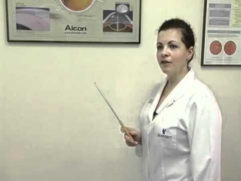 Заболевания сетчатки