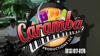 Caramba Latin Jazz Trio Music