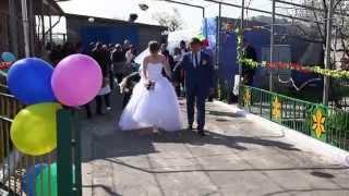 Свадьба Ани и Жени. День первый. Обзорный клип