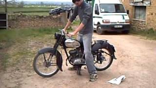 P56TL4 peugeot 1956 125 cc