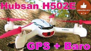 видео Квадрокоптер с gps автовозвратом и камерой