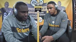 Madden 19 | FMB Vs. Lawrence | Steelers Club Series