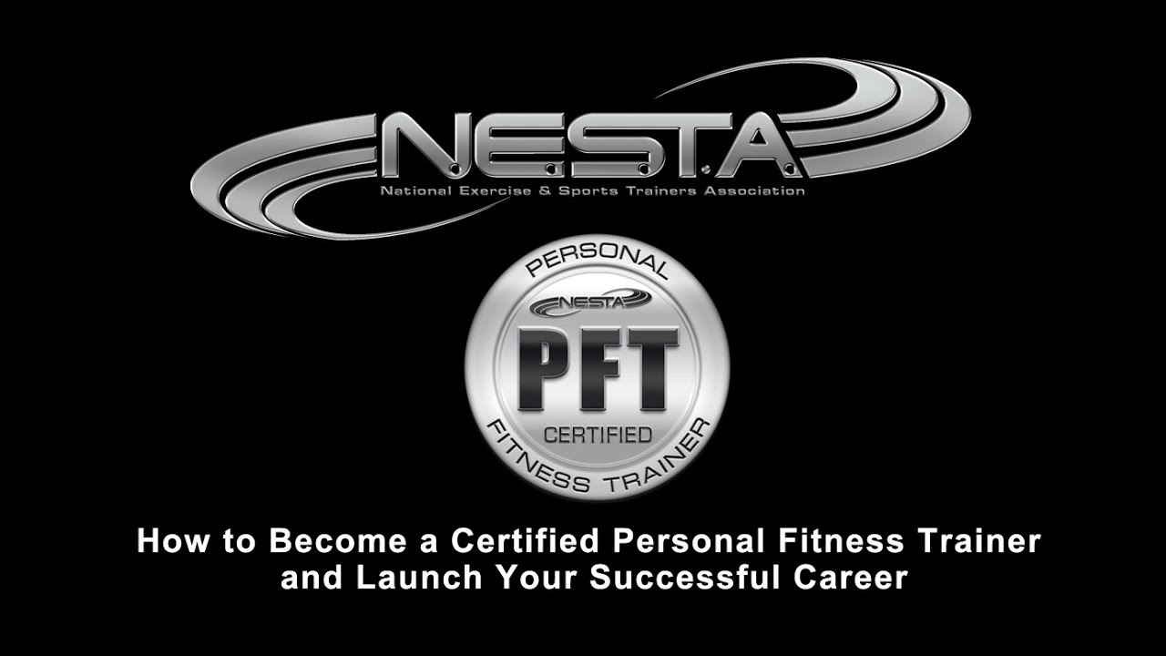How To Become A Certified Personal Fitness Trainer Free Webinar