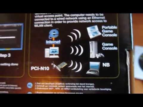 Как раздать интернет через Wi-Fi от стационарного компьютера.