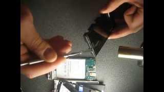 Ремонт телефона, Замена сенсора (тачскрина)  Sony Xperia U ST25i.