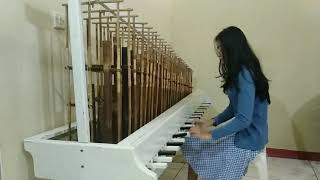 Download Mp3 Avenged Seven Fold - A Little Piece Of Heaven  Angklung Totol Cover